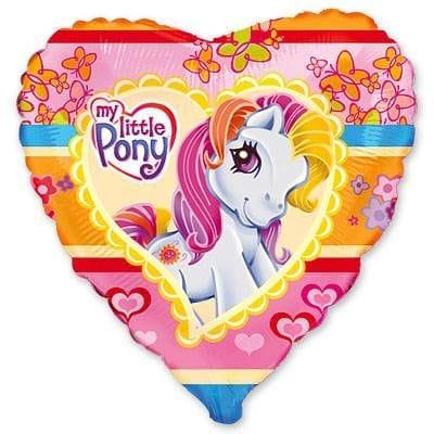 """Сердце """"Мой маленький пони"""", 46 см"""