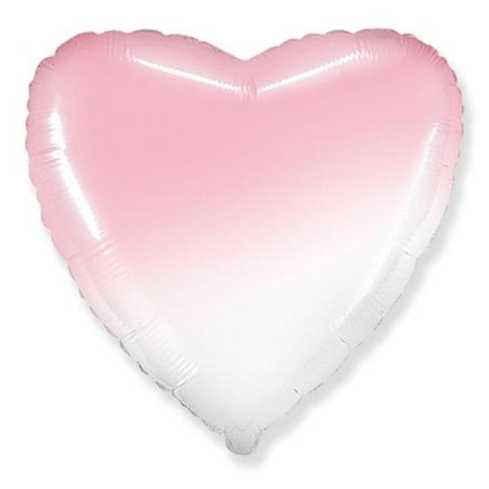 Градиент розовое