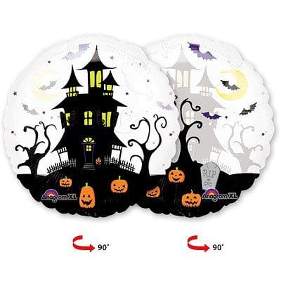 "Хеллоуин ""Дом с приведениями"", 46 см"