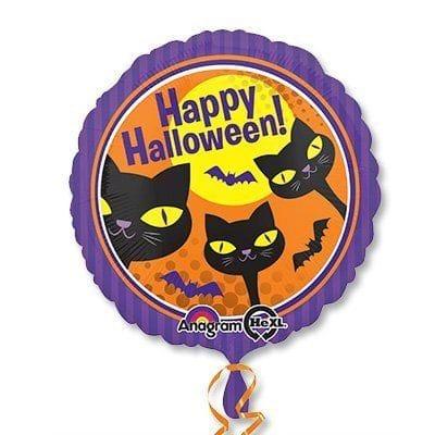 "Круг ""Хеллоуин"" Кошки, 46 см"