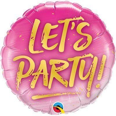 Let's party!, 46 см
