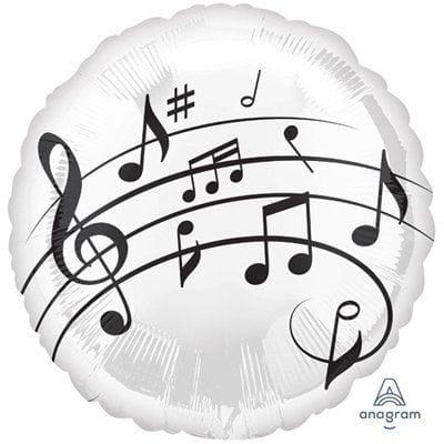 Музыкальные ноты, 46 см