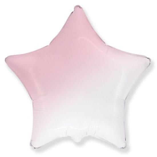 Градиент розовая