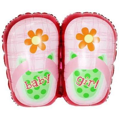 """Фигура """"Туфельки для девочки"""", 74 см"""