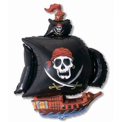"""Фигура """"Пиратский корабль"""", 104 см"""