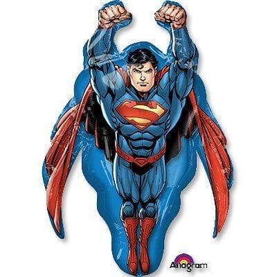 """Фигура """"Супермен в полете"""", 86 см"""