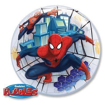 """Большой шар """"Человек-паук"""", 56 см"""