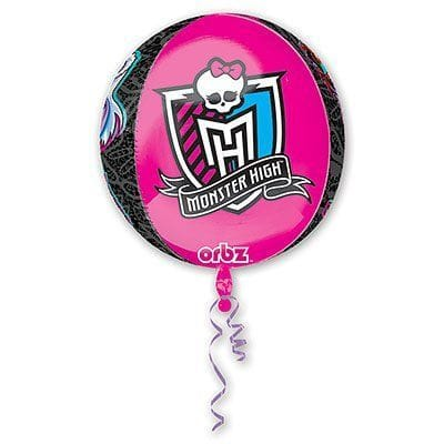 "Шар ""Школа Монстер Хай (Monster High)"", 41 см"