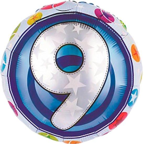 Цифра 9