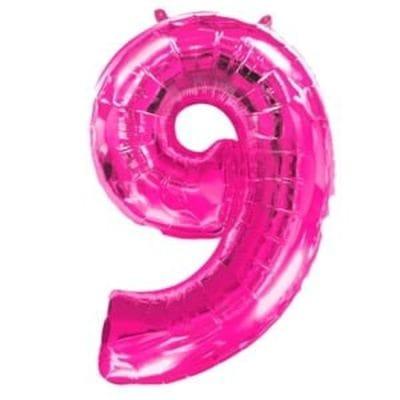 Шар цифра фуше 9