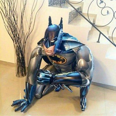 """Ходячая фигура """"Бэтмен"""", 112 см"""
