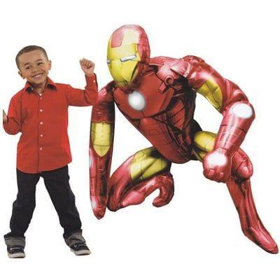 """Ходячая фигура """"Железный человек"""", 116 см"""