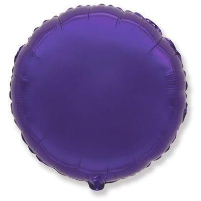 "Шар-Круг ""Фиолетовый"", 46 см"