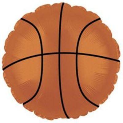 """Круг """"Баскетбольный мяч"""", 46 см"""