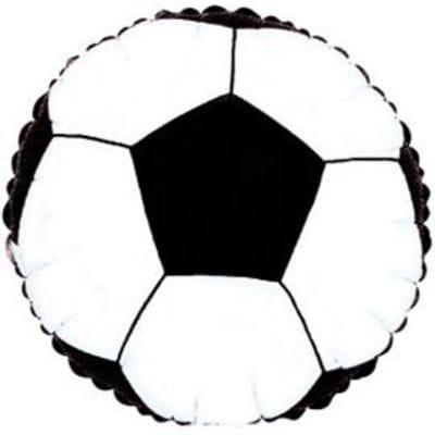 """Шар-Круг """"Футбольный мяч"""", 46 см"""