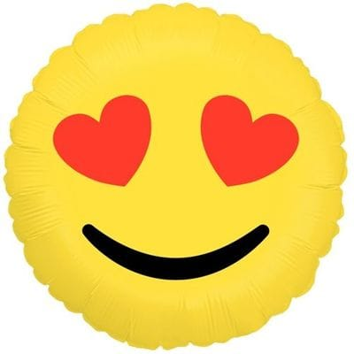"Круг ""Эмодзи LOVE"", 46 см"