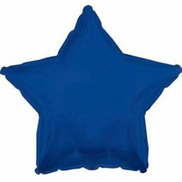 Воздушные шары. Доставка в Москве: Синяя звезда Цены на https://sharsky.msk.ru/