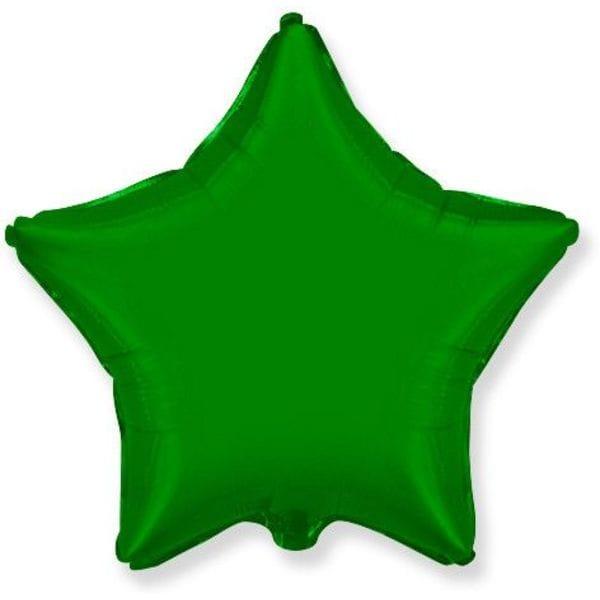 Воздушные шары. Доставка в Москве: Зеленая звезда Цены на https://sharsky.msk.ru/