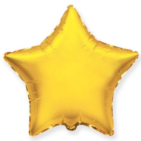 Воздушные шары. Доставка в Москве: Золотая звезда Цены на https://sharsky.msk.ru/