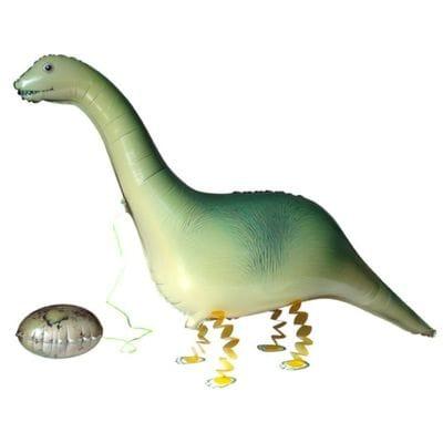"""Ходячая фигура """"Динозавр зеленый"""", 117 см"""