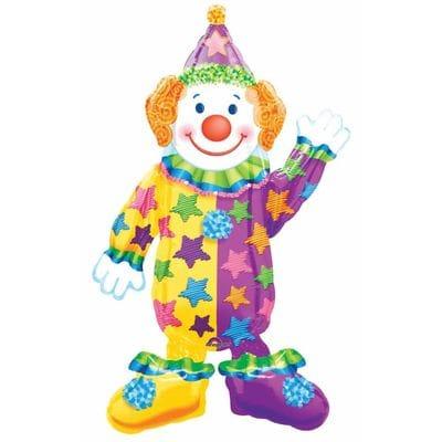 """Ходячая фигура """"Клоун"""", 112 см"""