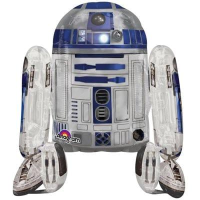 """Ходячая фигура """"Звездные Войны (Star Wars) R2d2"""", 111 см"""