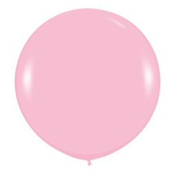Воздушные шары. Доставка в Москве: Светло-розовый шар Цены на https://sharsky.msk.ru/