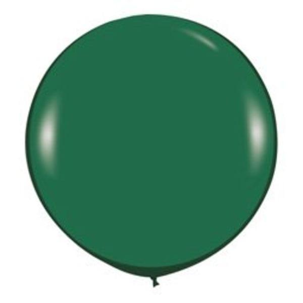 Воздушные шары. Доставка в Москве: Большой Зеленый шар Цены на https://sharsky.msk.ru/