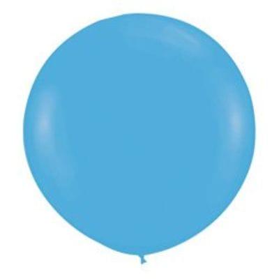 Голубой шар