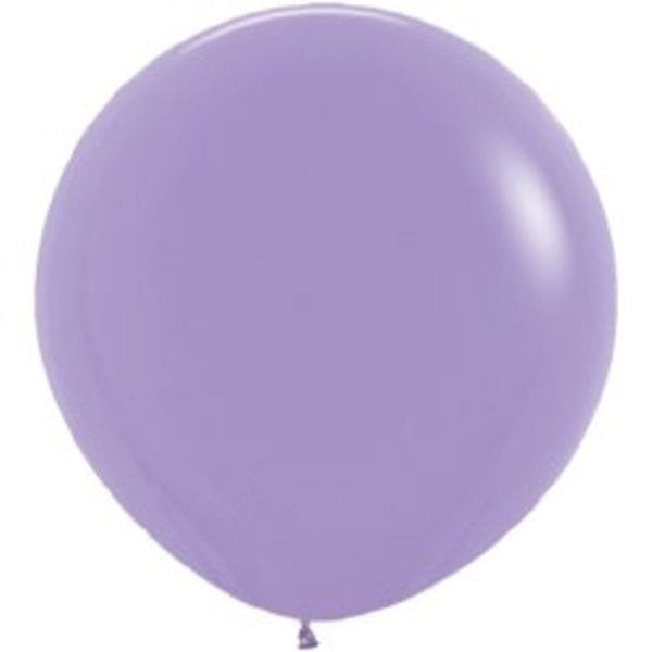 Воздушные шары. Доставка в Москве: Сиреневый шар Цены на https://sharsky.msk.ru/