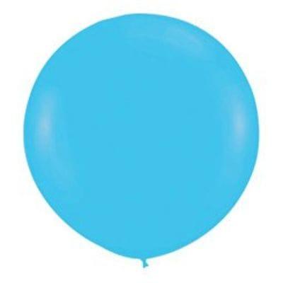 Шар синяя бирюза