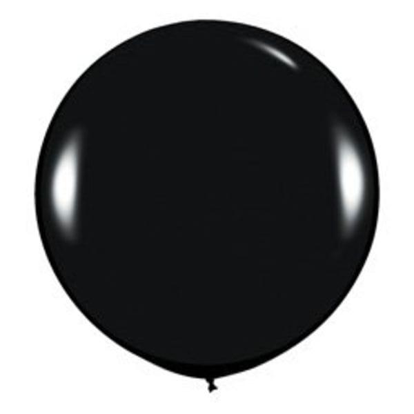 Воздушные шары. Доставка в Москве: Большой Черный шар Цены на https://sharsky.msk.ru/