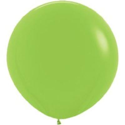 Лаймовый шар