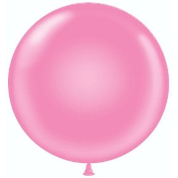 Воздушные шары. Доставка в Москве: Большой Розовый шар Цены на https://sharsky.msk.ru/