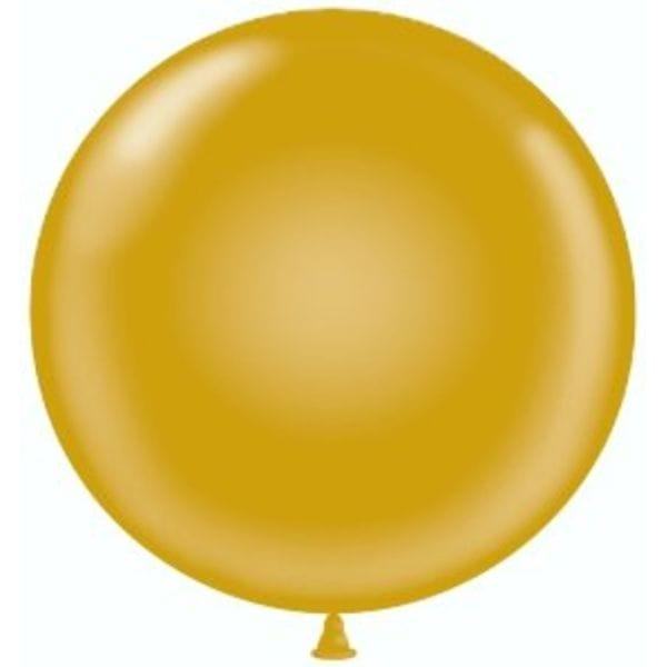 Воздушные шары. Доставка в Москве: Большой Золотистый шар Цены на https://sharsky.msk.ru/