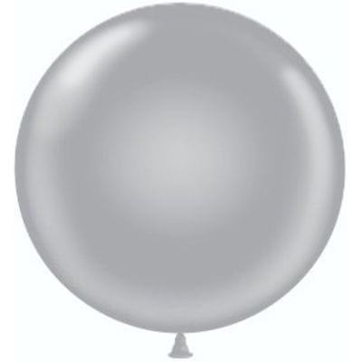 Серебристый шар