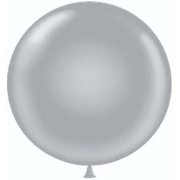 Воздушные шары. Доставка в Москве: Серебристый шар Цены на https://sharsky.msk.ru/