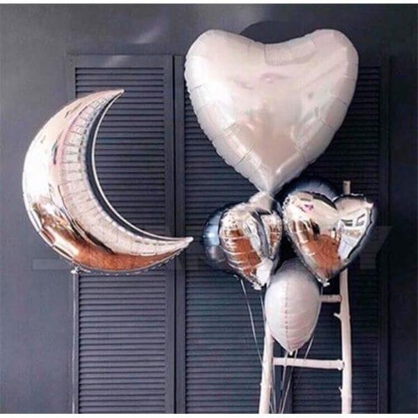 Воздушные шары. Доставка в Москве: Ванильная ночь Цены на https://sharsky.msk.ru/