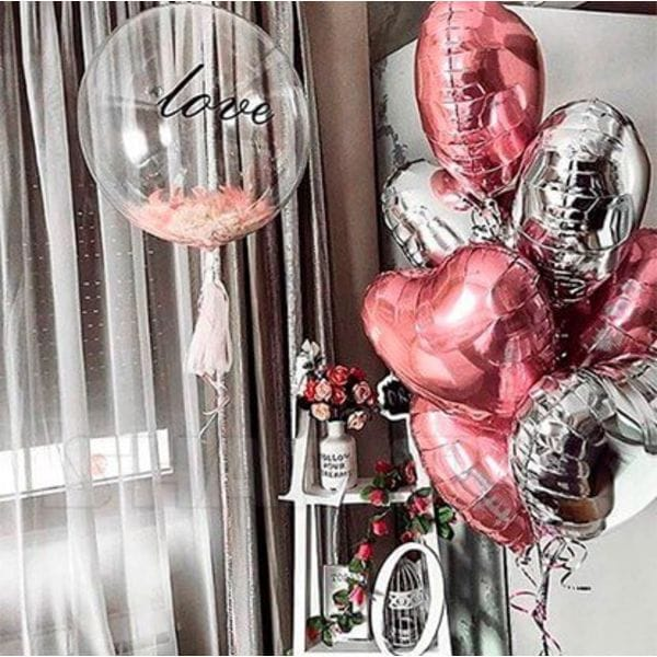 Воздушные шары. Доставка в Москве: Блестящие отношения Цены на https://sharsky.msk.ru/