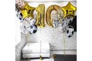 Шары на День Рождения ребенку 10 лет