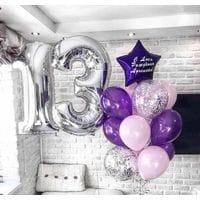 Шары на День Рождения ребенку 13 лет