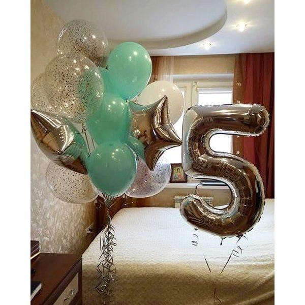 Воздушные шары. Доставка в Москве: Шары на День Рождения мальчику 5 лет Цены на https://sharsky.msk.ru/