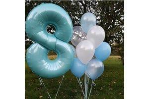 Шары на День Рождения ребенку 8 лет