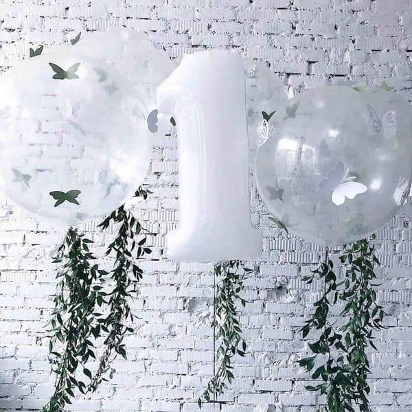 Воздушные шары. Доставка в Москве: Шары на 1 год ребенку Цены на https://sharsky.msk.ru/