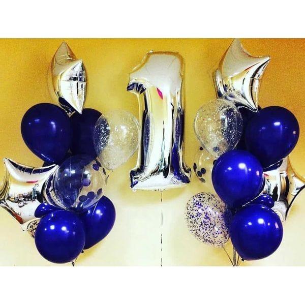 Воздушные шары. Доставка в Москве: Воздушные шары фонтаны на год Цены на https://sharsky.msk.ru/
