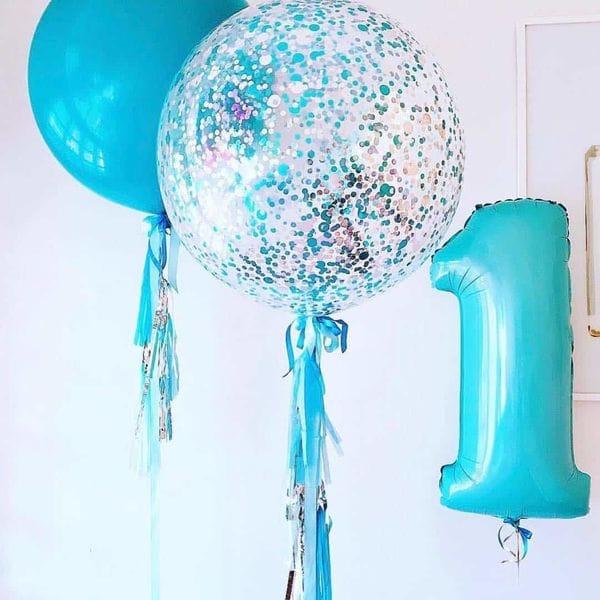 Воздушные шары. Доставка в Москве: Шарики на День Рождения мальчику 1 год Цены на https://sharsky.msk.ru/