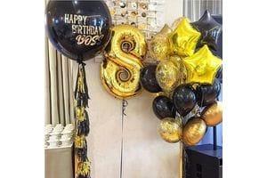 Шары на День Рождения 8 лет