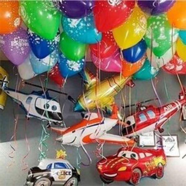 Воздушные шары. Доставка в Москве: Букет Парад техники Цены на https://sharsky.msk.ru/