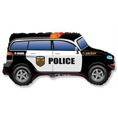 """Шар """"Полицейский джип"""", 85 см"""