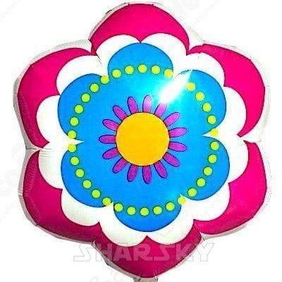 """Шар """"Цветок весенний"""", 63 см"""